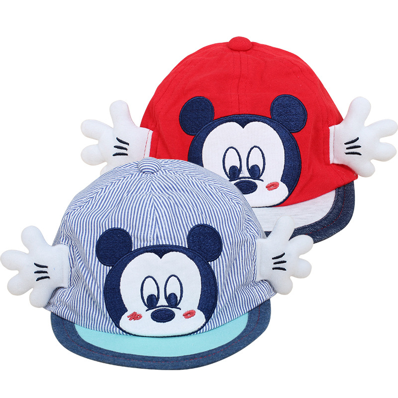帽子儿童帽鸭舌帽春秋2015新款男女遮阳