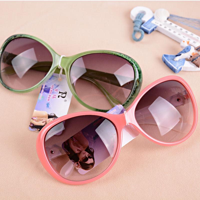 女士太阳眼镜 新款女生眼镜